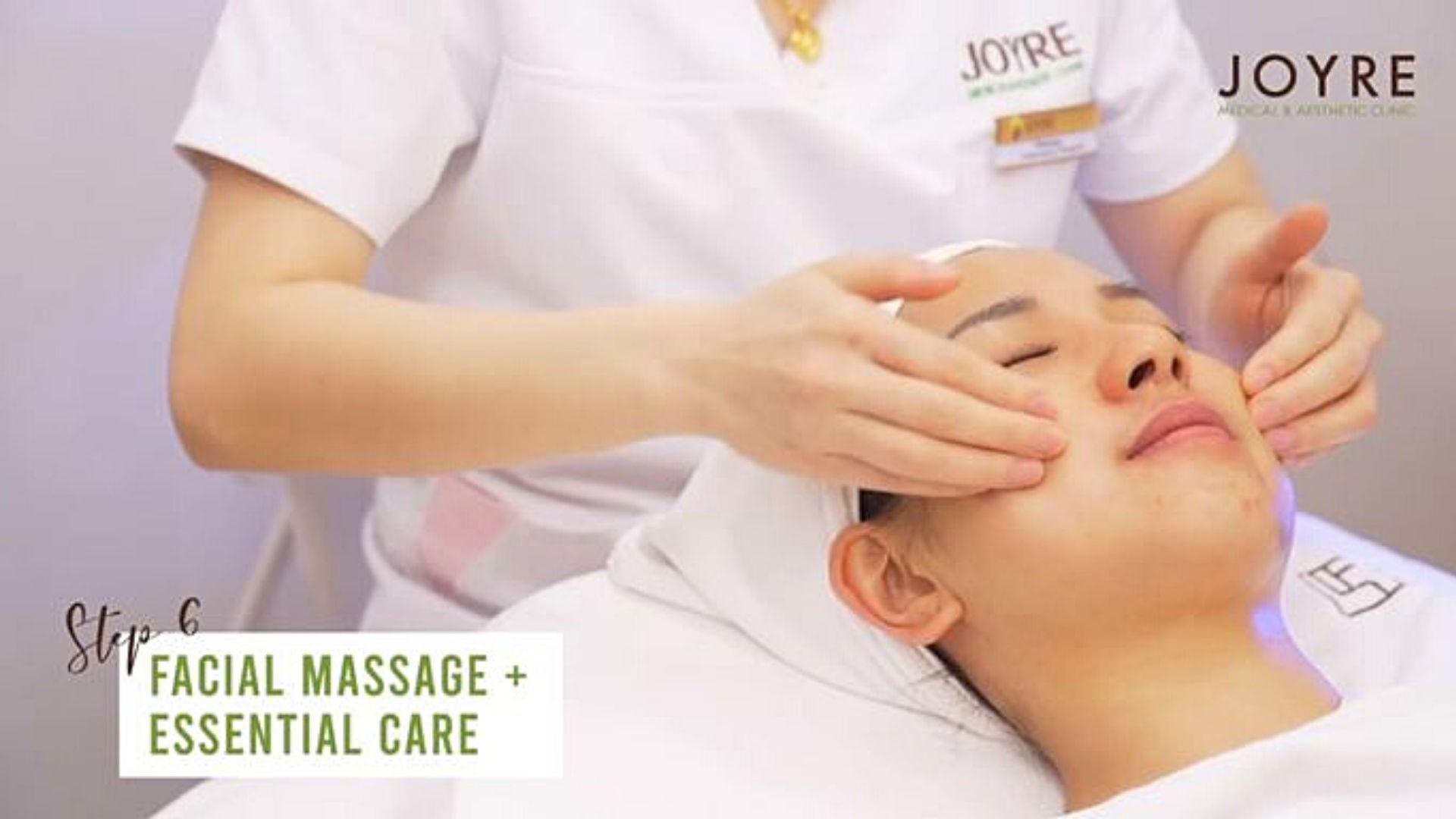 facial massage singapore